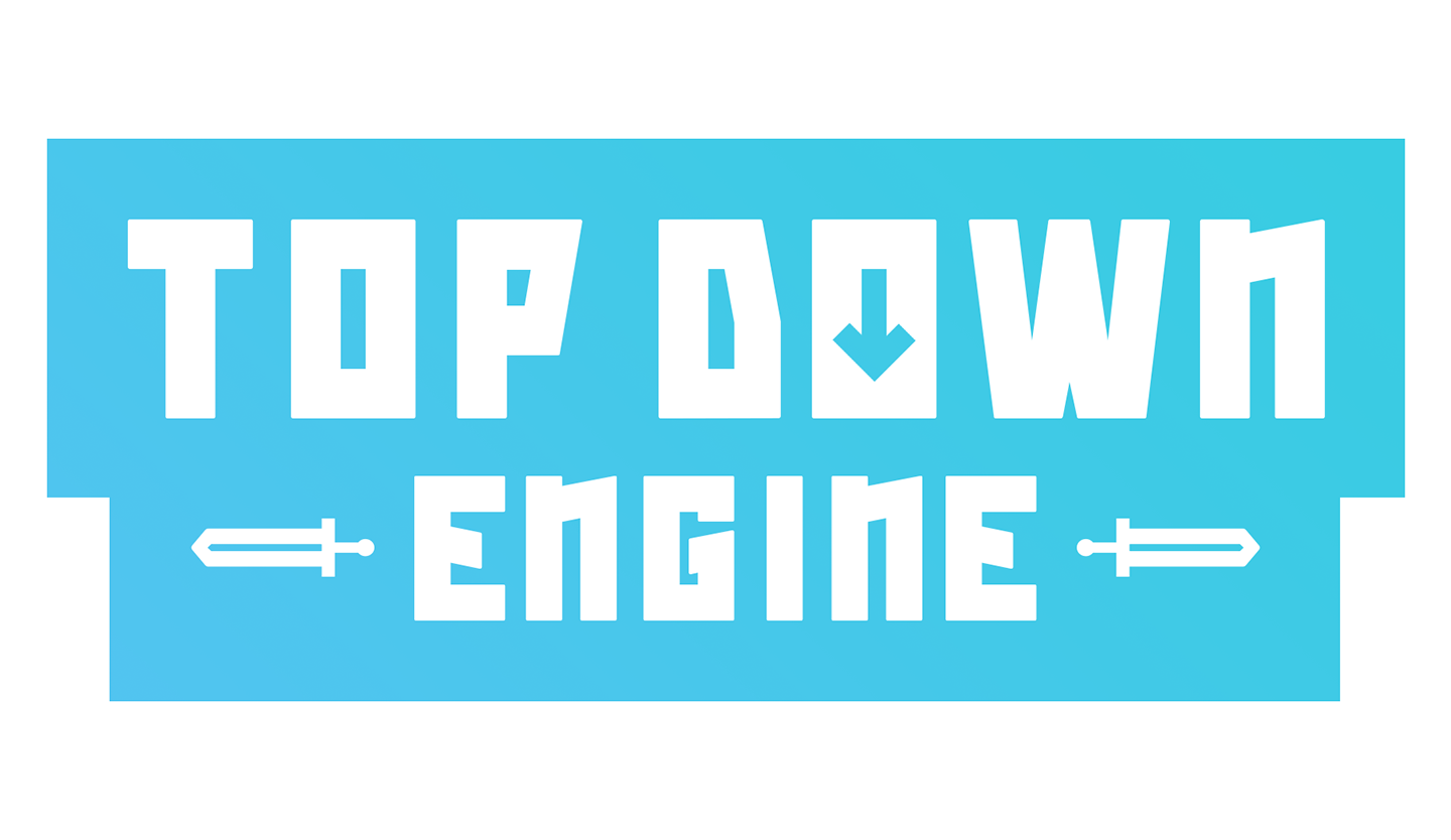 TopDown Engine - the best 2D and 3D top down solution for